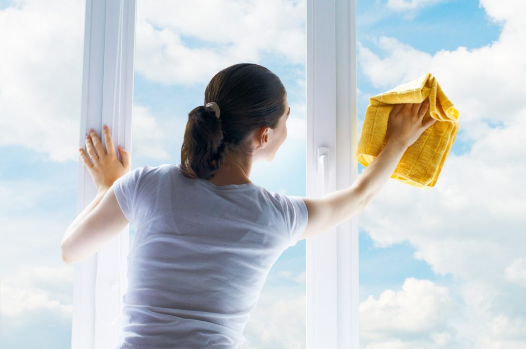 Leave Window Cleaning to the Professionals