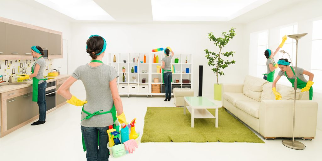 Need Special Cleaning? Just Call Posh Home!